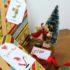 étiquettes cadeaux de noël