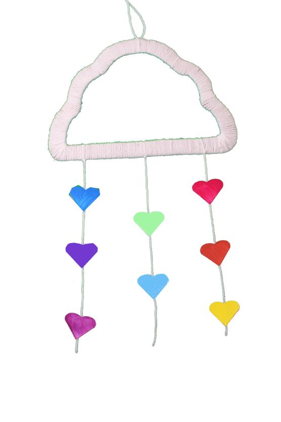 Atelier mobile nuage d'amour