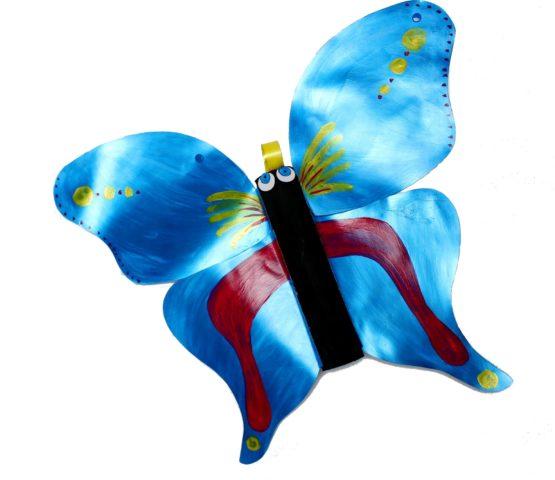 Atelier papillon géant